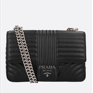💯 Prada Quilted Crossbody Bag (Last One)